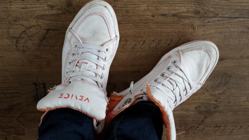 mijn sneakers