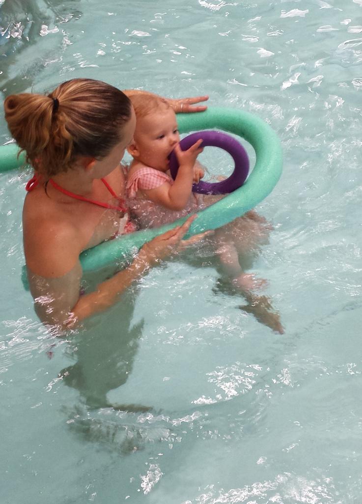 kayleigh afzwemmen 2