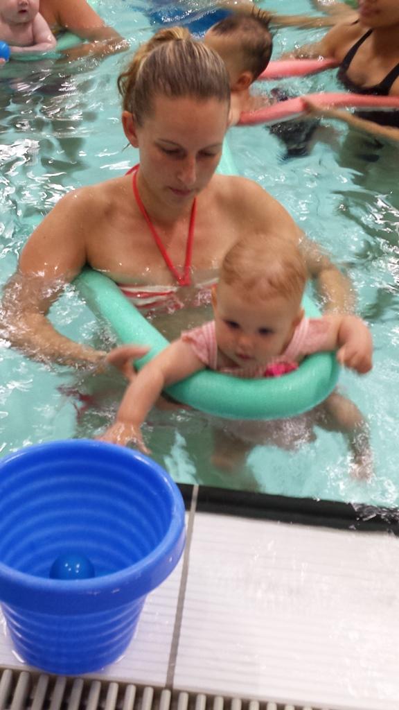 kayleigh afzwemmen 3