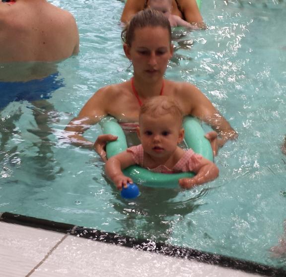 kayleigh afzwemmen 4