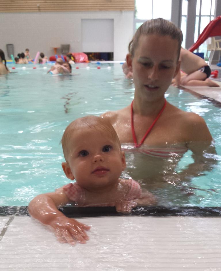kayleigh afzwemmen 6