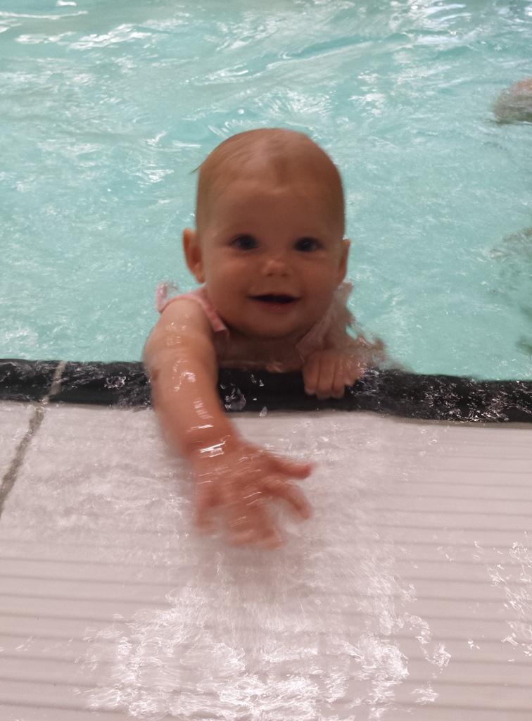 kayleigh afzwemmen 7
