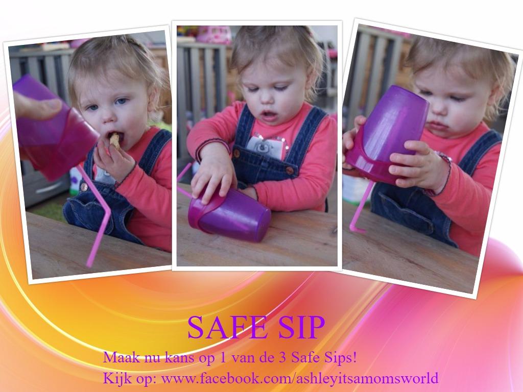 safe sip collage