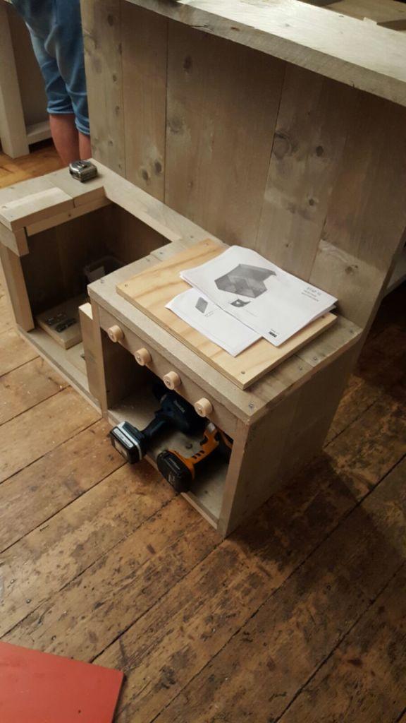 bouwpakket keuken