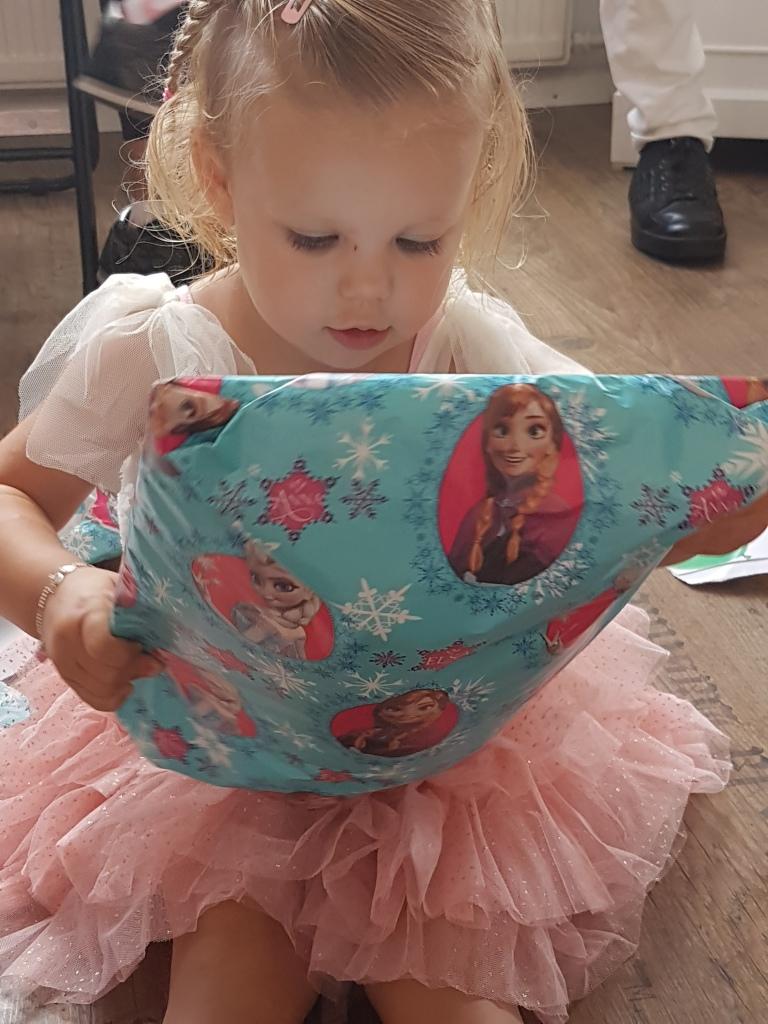 prinsessen cadeau