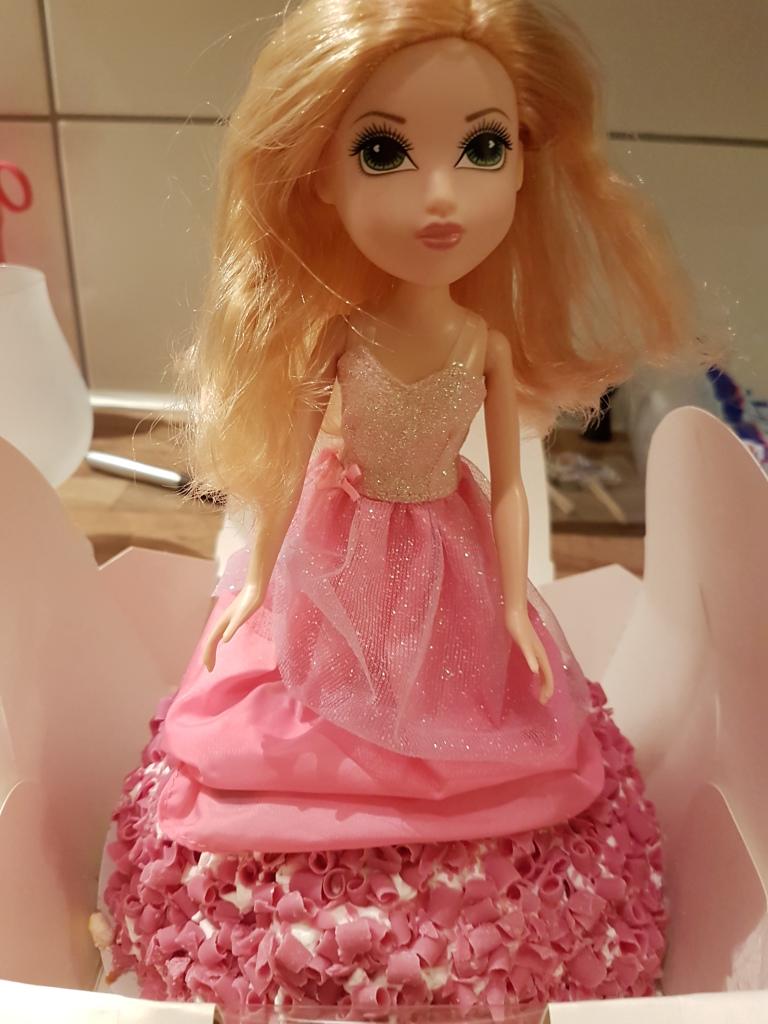 prinsessen taart kayleigh