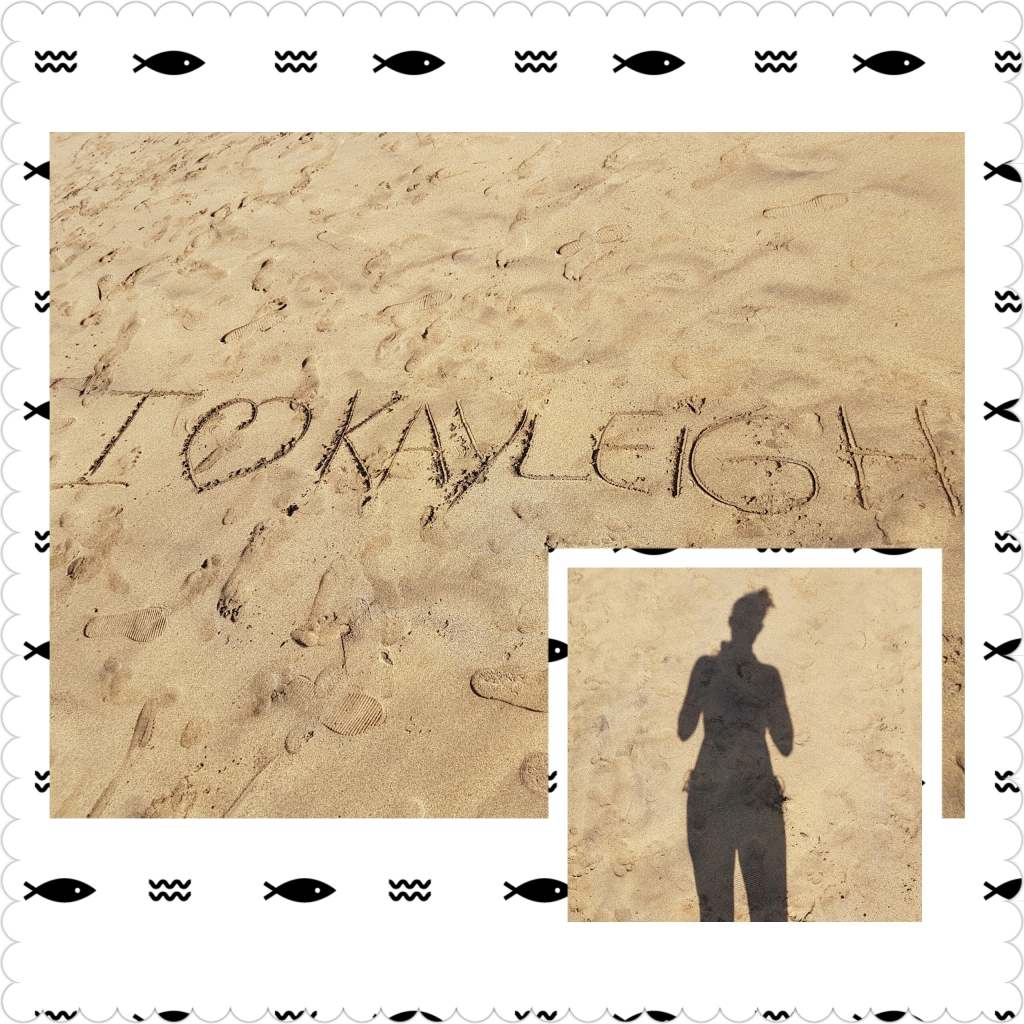 mijn strand creatie photo grid