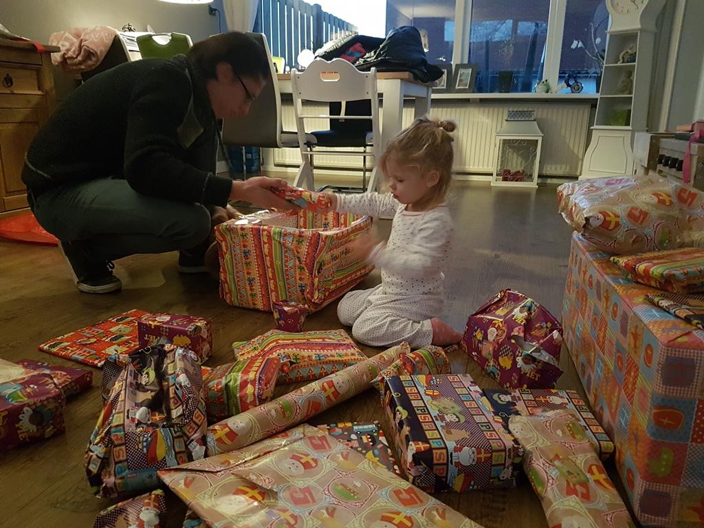 cadeaus 4 dec
